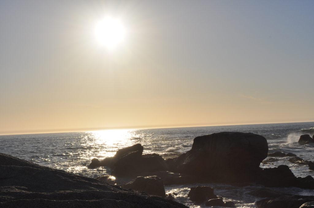 Boulders Beach @ Sunset