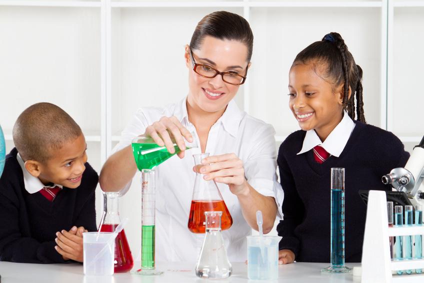 the new science teacher