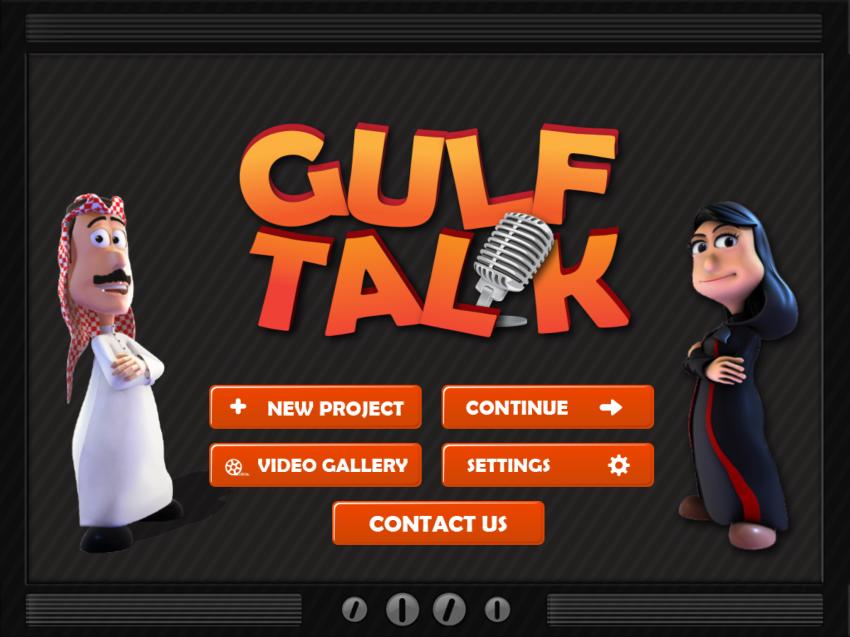 GULF TALK