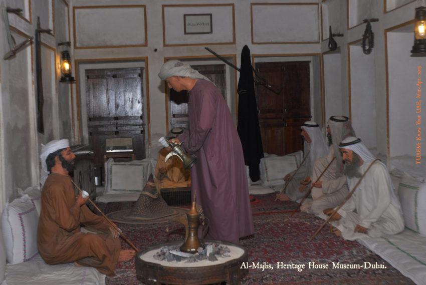 Al Majlis, Heritage House Museum