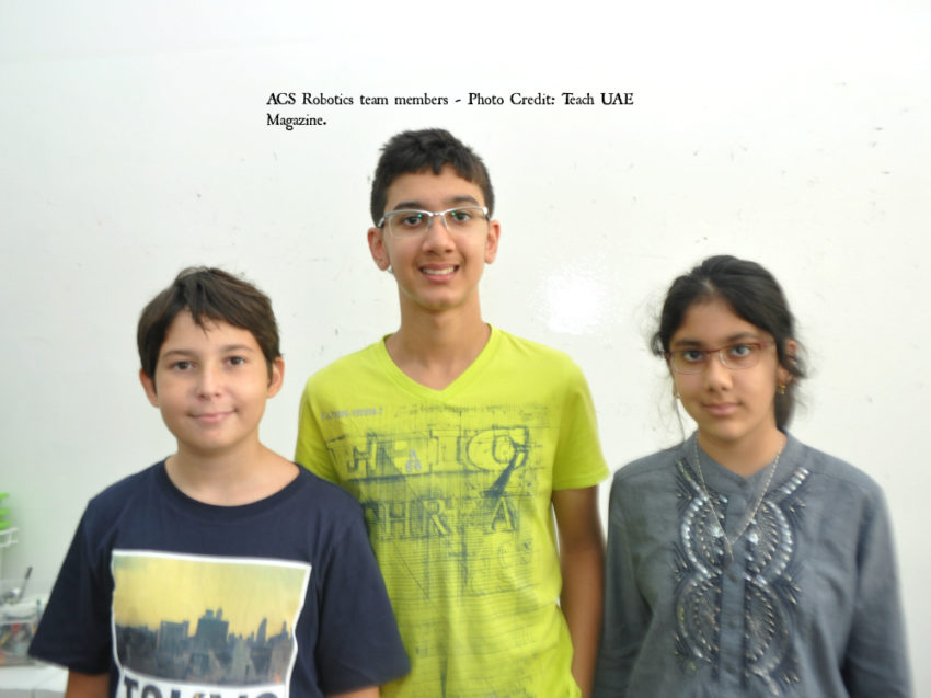 Robotics Team - ACS