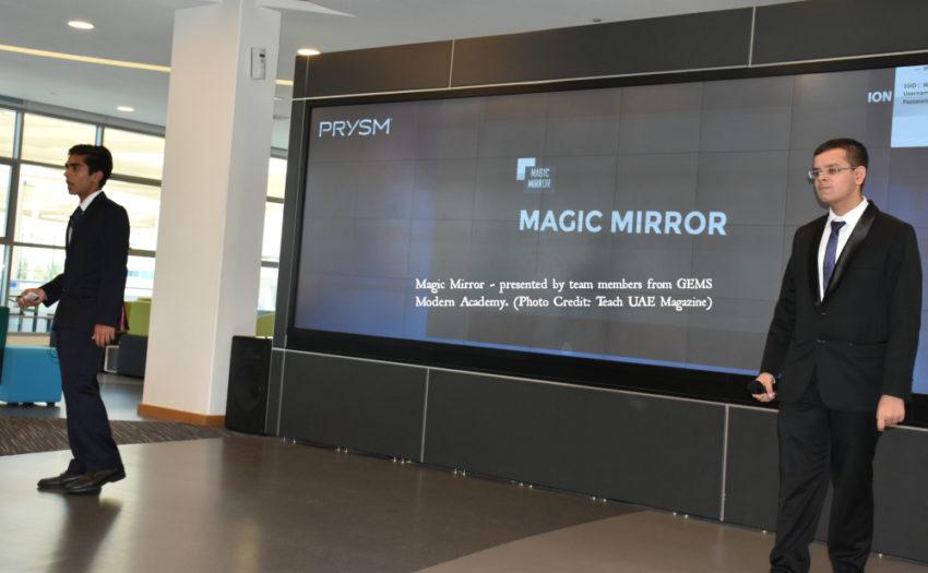Magic Mirror - GMA