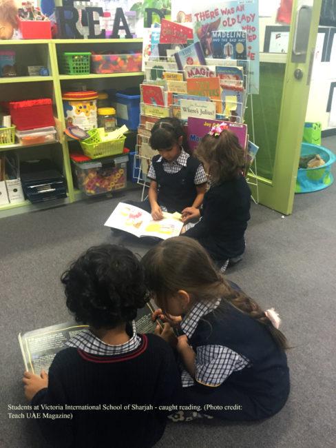 VISS - Caught Reading