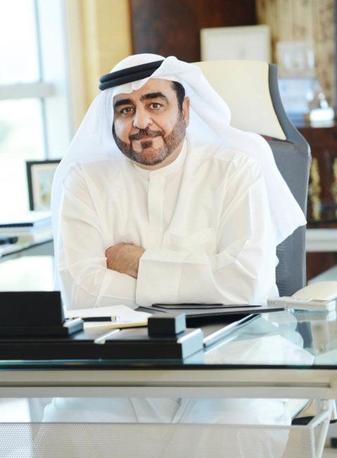 Dr. Mansoor Al Awar, HBMSU Chancellor.
