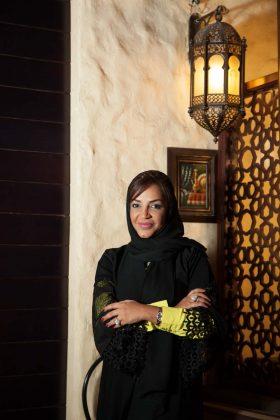 shereen al nowais - teach middle east magazine