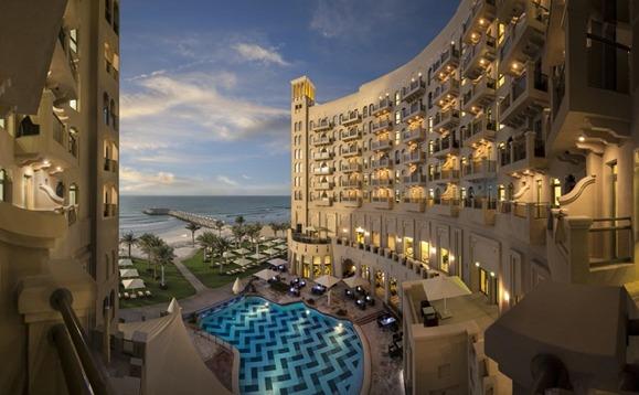 Bahi Ajman Palace Hotel, UAE - Booking.com