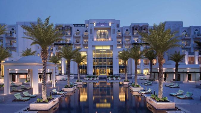 5 Star Hotels in Abu Dhabi | Anantara Eastern Mangroves Abu Dhabi ...