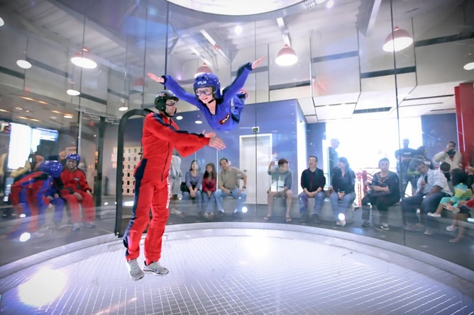 iFLY Adventure Attraction Pass l iVenture Card Dubai